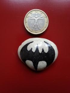 Batman Logo B - Magnet