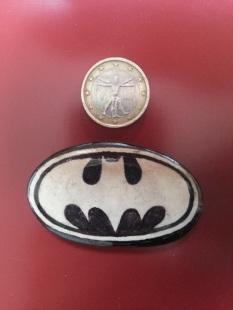 Batman Logo W - Magnet