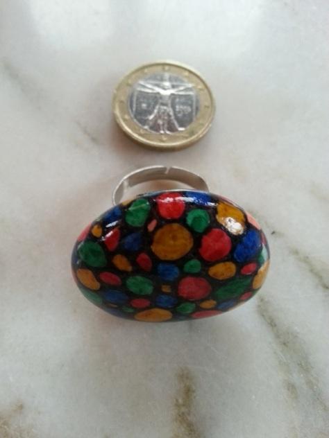 Bubble Colors - Ring