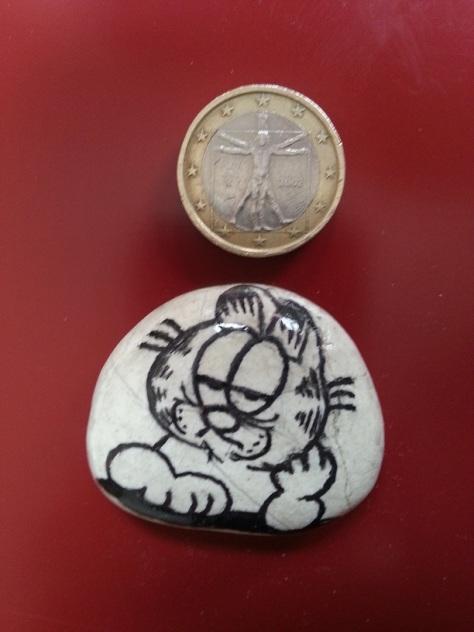 Garfield - Magnet