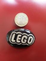LEGO Logo - Magnet