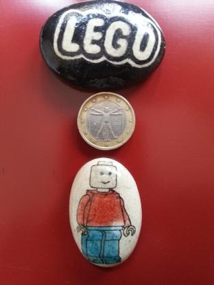 Lego - Magnet