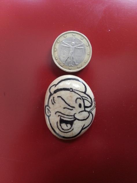 Popeye - Magnet