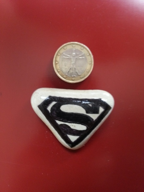 Superman Logo - Magnet