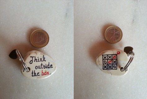 Think outside the box - Keyring