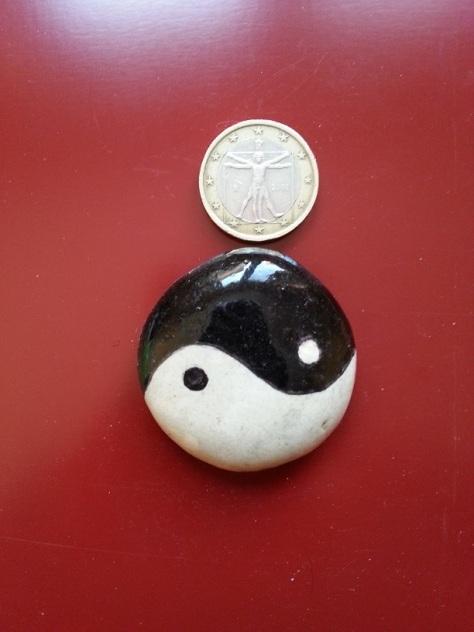 Yin and Yang - Magnet