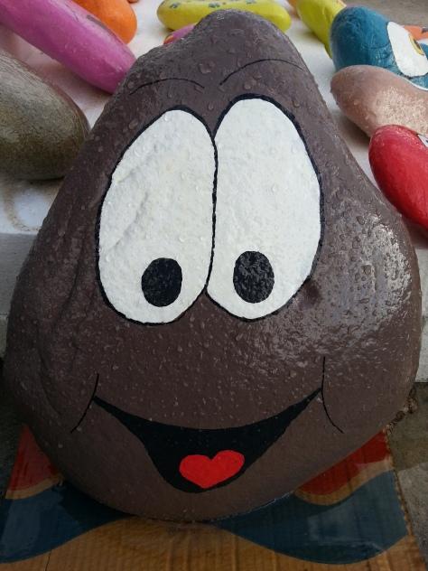 Big Brown Happy Monster
