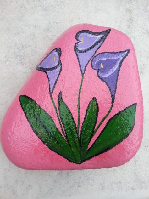 Cale pe roz